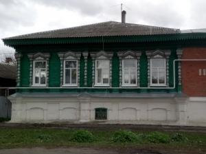 г. Борисоглебск, ул. Карла Маркса (153 голоса)