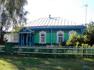 Таловский район, с. Верхняя Тишанка, ул. Садовая (120 голосов)