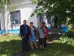 Администрация Тхоревского сельского поселения Каменского муниципального района ВО